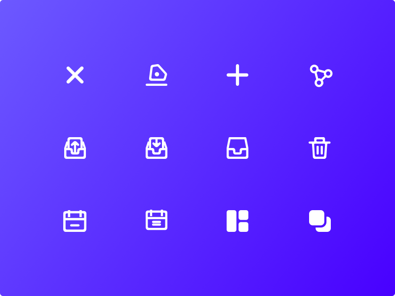 「Time Progress」Icons app time icons