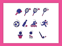 Sports Icons - 6