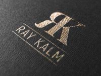 Typographic Logo | RK