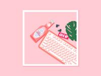 Desktop photo