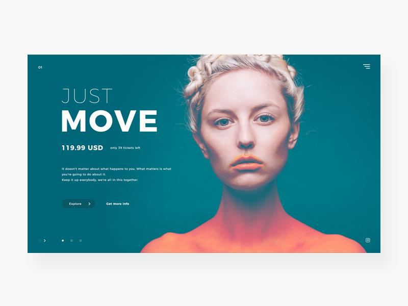 M 31 shop clean design flat grid layout minimal responsive ui ux web website