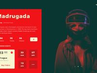 Madrugada recovered