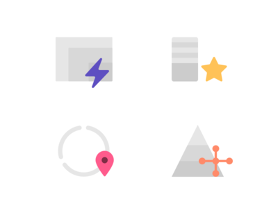 Featrues Icons