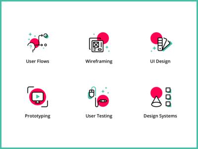 Design Workflow icons
