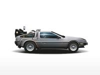 DeLorean DMC-12 (Flux Capacitor version)