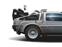 DeLorean DMC-12 Details