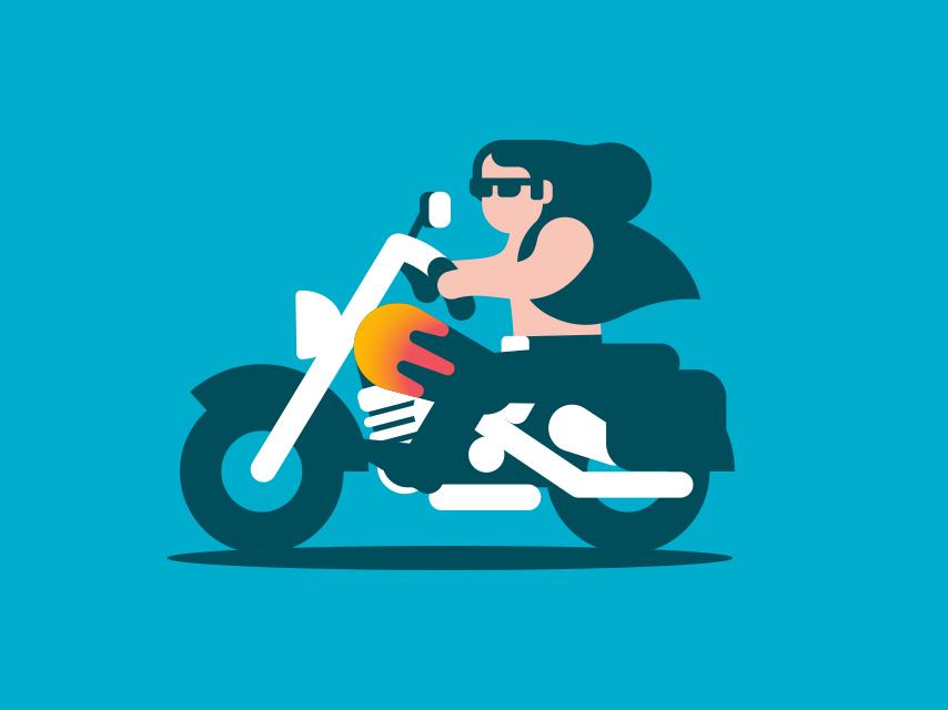 RENEGADE. Starring: Lorenzo Lamas vector 2d illustrator tv series renegade motorcycle harley davidson lorenzo lamas