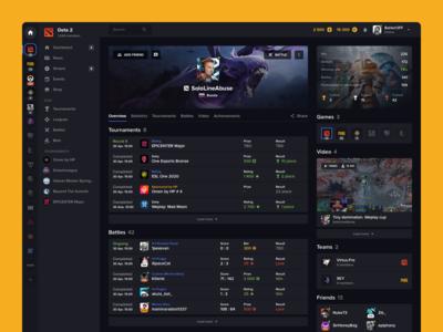 GO2DEN: Player Profile