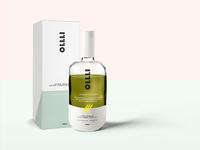 Olive Oil Concept-