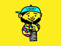 SRVNT - Character / Tee Tag