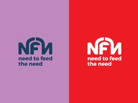 Need To Feed The Need - Logo Rebrand