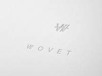 Logo Design - Wovet