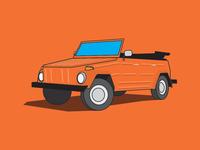 1974 Volkswagen Thing | MHCC