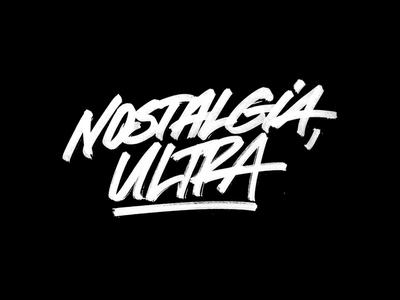 Nostalgia, Ultra