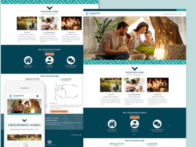 Website 02 - Homepage