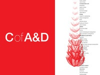 SCAD Redesign with Massimo Vignelli