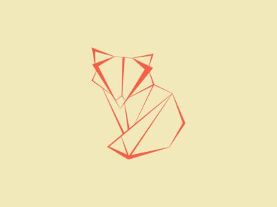 Origami Animals Series - Fox