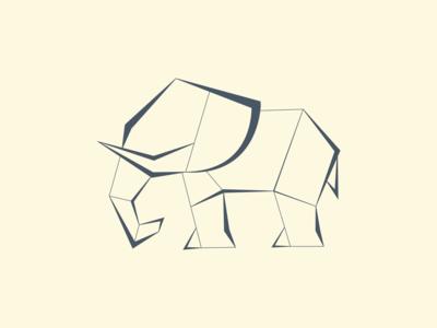 Origami Animals Series - Elephant