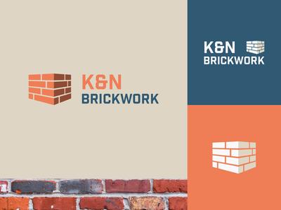 K & N Brickwork Identity