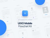 UIXO Mobile Flowchart Kit