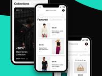 KEY Fashion UI Kit
