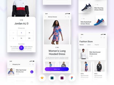 Brake UI Kit 2.0 - E-Commerce Shopping Store