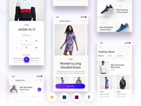 Brake UI Kit 2.0 - E-Commerce Shopping Store