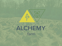 alchemy farm (unused) logo