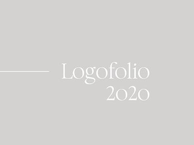 Logofolio 2020 portfolio logofolio branding brand logos logo challenge visual identity brand identity logo design modern abstract logo