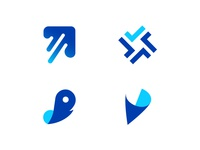 Editing company logos