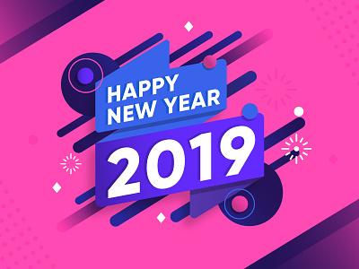 Happy New Year happy new year 2019 new year happy