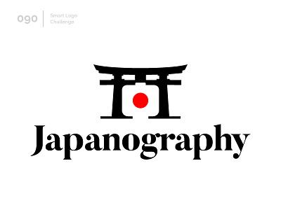 90/100 Daily Smart Logo Challenge japanese torii camera photo photography japan