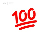 100/100 Daily Smart Logo Challenge