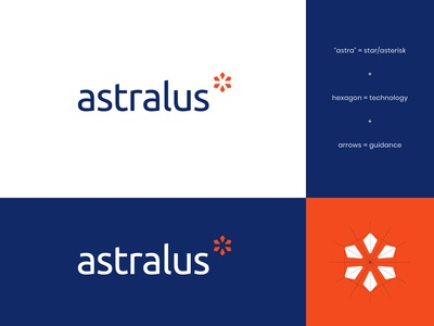 Astralus Asterisk Logo