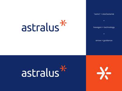 Astralus Final Logo