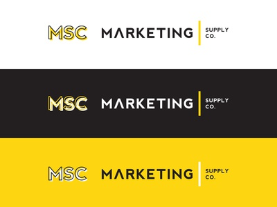 Marketing Supply Company logo