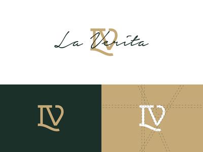 La Verita Logo Concept 1