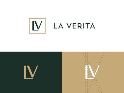 La Verita Logo Concept 2