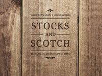 Stocks And Scotch Label