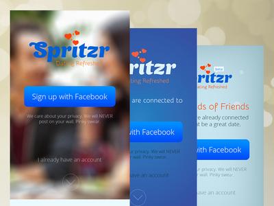 Spritzr Mobile Tests