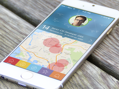 Career App Dashboard