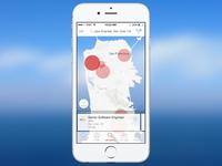 Job Search Map View Rebound