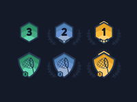 Rank Badges