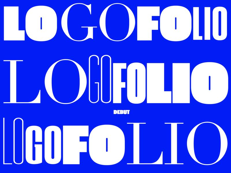 Logofolio debut