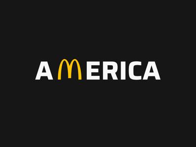 America letter m america branding logomaker logodesigns logoinspiration