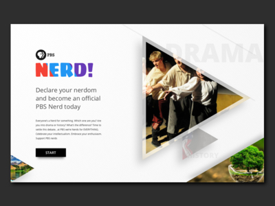 Nerd home page