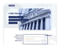 Csbs header design