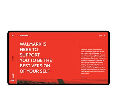 Walmark شرکت طراحی سایت دکمه web design company آژانس دیجیتال مارکتینگ دکمه website design marketing web design webdesign site design