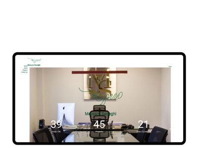 Meysam Sadeghi آژانس دیجیتال مارکتینگ دکمه ui marketing شرکت طراحی سایت دکمه dokmeh webdesign