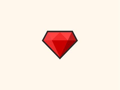 Ruby Icon ruby